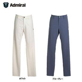 【Admiral /アドミラルゴルフ】ADMA069メンズ ロゴ ミニマルパンツ