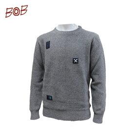【BOB ボブ 】2020年秋冬モデルメンズ セーター072701708