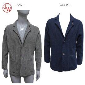 【JWO/ジェイダブルオー】41-4191210メンズ ジャケット 30%OFFヘリンボンジャケット