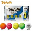 【Volvik/ボルビック】ボルビック VIVID XTゴルフボール1ダース(12球)