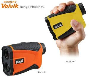 【送料無料】【Volvik/ボルビック】レンジ ファインダー V1 Volvik Range Finder高低差表示機能搭載 携帯型レーザー距離計ゴルフナビゲーションヴォルヴィック ヴォルビック ボルヴィック