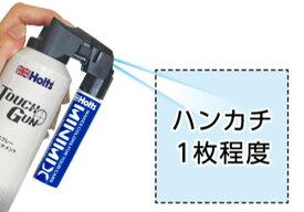 タッチアップペンとタッチガンエアープラスのセット ホルツ MINIMIX 『ホンダ YR65M エリスブラウンM』