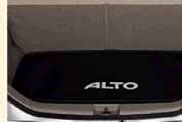 『アルト』 純正 HA24S ラゲッジマット(ソフトトレー) パーツ スズキ純正部品 ラゲージマット 荷室マット 滑り止め alto オプション アクセサリー 用品