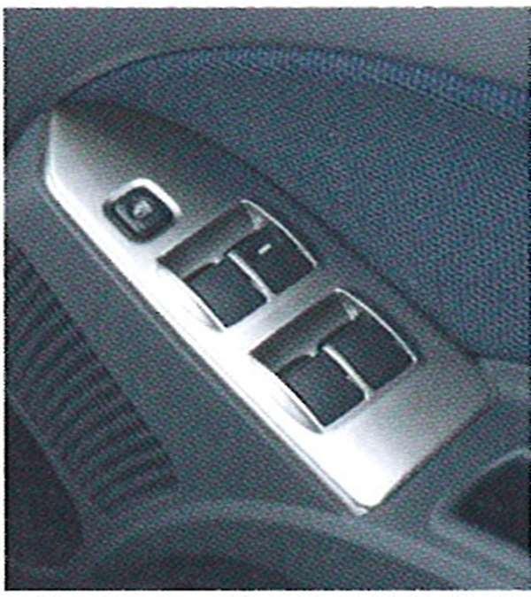 『コルト』 純正 Z21 Z22 Z23 Z24 アクセントドアスイッチパネル メタル調 パーツ 三菱純正部品 内装ベゼル パワーウィンドウパネル COLT オプション アクセサリー 用品