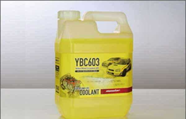 エンジン冷却液 YBC603 2L ZZEL01 ランエボ7/GT-A 汎用 モンスタースポーツ スズキスポーツ