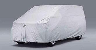 純正的GGH30W汽車覆蓋物防炎型(門鏡用)零件豐田純正零部件身體覆蓋物身體覆蓋物車身覆蓋物alphard選項配飾用品