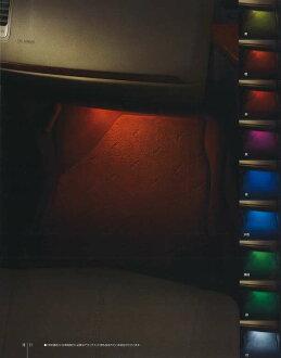 正牌的PNZ51 TNZ51 majikaruirumineshon(前片脚下用)零件日产纯正零部件持有人部分灯照明murano选项配饰用品