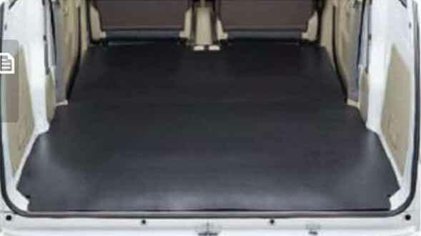 【エブリイワゴン】純正 DA17W ラゲッジマット(硬質タイプ) パーツ スズキ純正部品 ラゲージマット 荷室マット 滑り止め every オプション アクセサリー 用品
