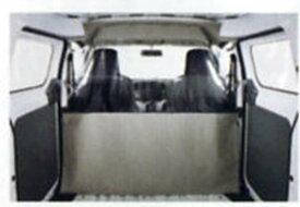 『NV200バネット』 純正 VM20 M20 脱着式仕切りカーテン PETG1 パーツ 日産純正部品 オプション アクセサリー 用品