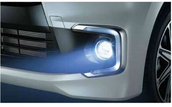 『ekワゴン』 純正 B11W LEDフォグランプ パーツ 三菱純正部品 フォグライト 補助灯 霧灯 オプション アクセサリー 用品