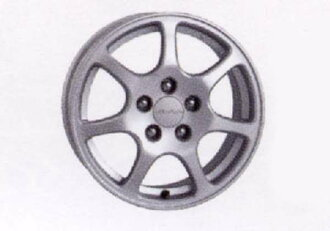 一步旅行车合金车轮 (16 英寸) 欧元以发言 R7 * 1 预订本田纯正配件每步车零件 rk1 rk2 rk5 rk6 部分真正本田本田真正本田零件选项。