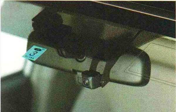 3 COUPE・CABRIOLET パーツ ドライブレコーダー イクリプス(富士通テン製)DREC3500のタイプ1(車両側より電源供給) BMW純正部品 KE25 KD20 KE25 KG35 DX35 オプション アクセサリー 用品 純正 送料無料