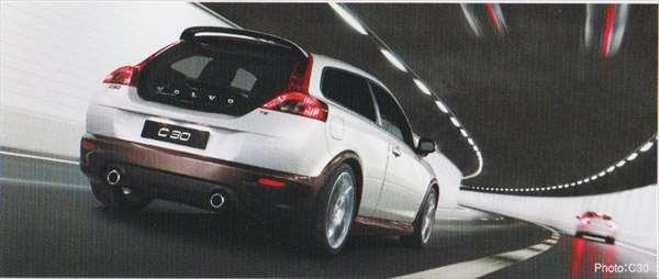 C30 S40 V50 パーツ ボディキット (C30用) 塗装済 ボルボ純正部品 MB4204S MB5244 オプション アクセサリー 用品 純正 送料無料