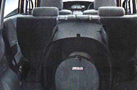 【ムーヴ】純正 L175S ドッグテント(SS) パーツ ダイハツ純正部品 ペット 犬 ハウス move オプション アクセサリー 用品
