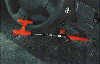 tek090 特銳方向盤鎖大發汽車純正配件特銳部分 j131 部分真正大發大發真正大發部分選項處理督導