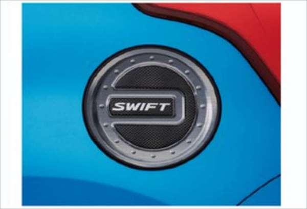 『スイフト』 純正 ZC53S ZD53S フューエルリッドカバー パーツ スズキ純正部品 カーボン オプション アクセサリー 用品