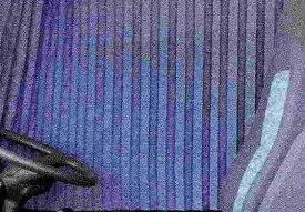 コンドル パーツ カーテン<ライトブルー> サイドセットベッドルーム 日産ディーゼル純正部品 PK〜 オプション アクセサリー 用品 純正 カーテン