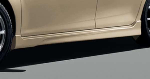『カローラアクシオ』 純正 NKE165 NRE161 NZE161 サイドマッドガード パーツ トヨタ純正部品 axio オプション アクセサリー 用品