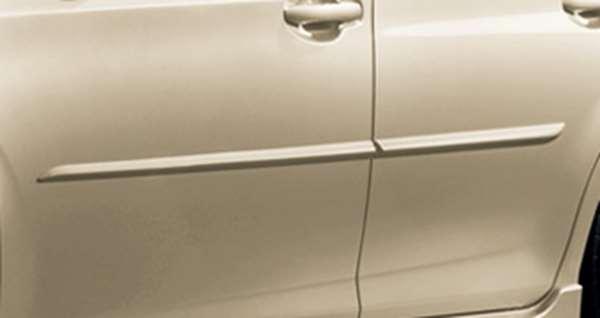 『カローラアクシオ』 純正 NKE165 NRE161 NZE161 サイドプロテクションモール パーツ トヨタ純正部品 axio オプション アクセサリー 用品