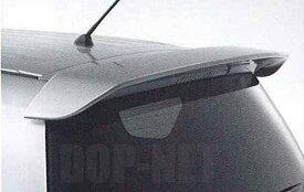 『アウトランダー』 純正 CW5W 大型テールゲートスポイラー パーツ 三菱純正部品 ルーフスポイラー リアスポイラー リヤスポイラー outlander オプション アクセサリー 用品