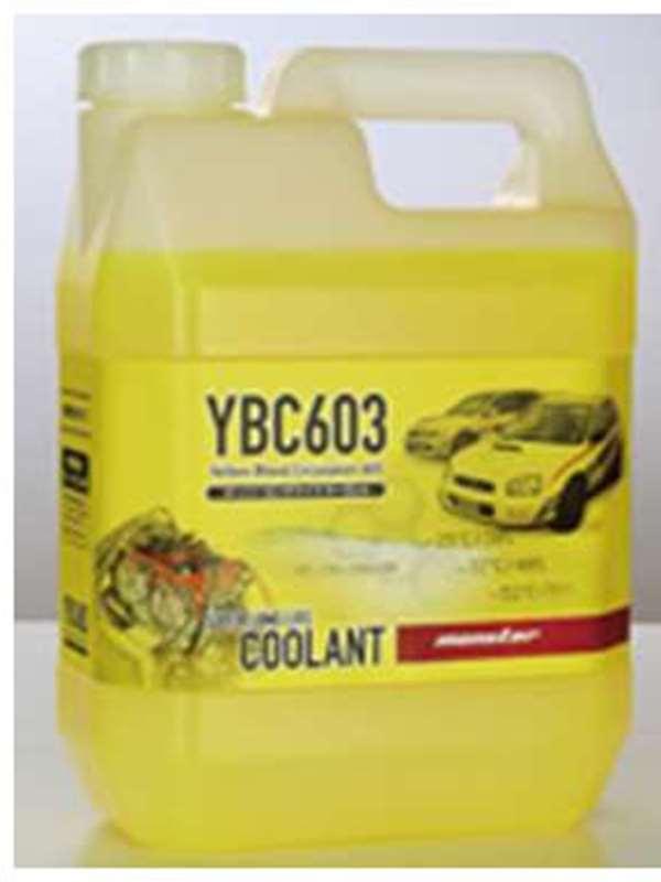 エンジン冷却液 YBC603 2L ZZEL01 エブリイ 汎用 モンスタースポーツ スズキスポーツ
