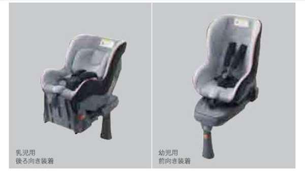 『シビック』 純正 FK7 FC1 ISOFIXチャイルドシート Honda ISOFIX Neo(サポートレッグタイプ/乳児用・幼児用兼用) パーツ ホンダ純正部品 オプション アクセサリー 用品