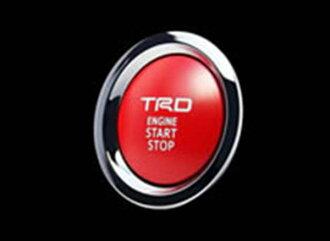 TRD 推启动开关 [MS422-00003] 86 ZN6 适合 GT 有限只有 GT (所需的一个数字)
