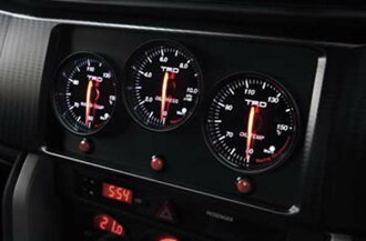 TRD sports meter Kit (2 DIN size sensing ([MS145-18001] water 86 ZN6 fit all models (one number required)