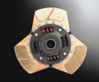 TRD 离合器盘金属饰面型花冠莱文 AE92 FX 适合 4A 89.5-92.4 (所需的一个数字)