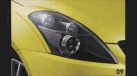 『スイフト』 純正 ZC72S ZD72S ZC32S スポーツ/ヘッドランプガーニッシュ 左右セット パーツ スズキ純正部品 ヘッドライトパネル 飾り カスタム swift オプション アクセサリー 用品
