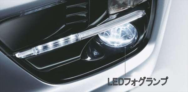 『WRX STI』 純正 VAG LEDフォグランプ パーツ スバル純正部品 フォグライト 補助灯 霧灯 オプション アクセサリー 用品