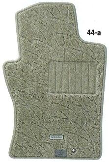 正牌的E51层地毯(1台分)零件日产纯正零部件地毯垫子车底板垫地毯垫子ELGRAND选项配饰用品