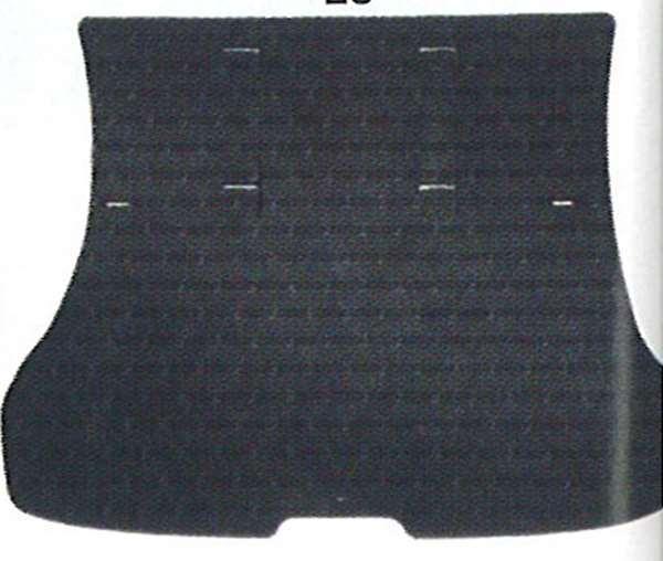『セレナ』 純正 C25 CC25 NC25 CNC25 ラゲッジカーペット(エクセレント消臭機能付) パーツ 日産純正部品 ラゲージカーペット ラゲージマット シート SERENA オプション アクセサリー 用品