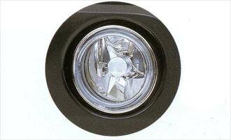 Jimny 部分民事訴訟霧燈泡 (提供) 鈴木原裝配件 JB23-4 選項配件用品真正燈性能