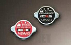 ラリアート RALLIART スポーツラジエータキャップ LANCER EVOLUTION X レッド