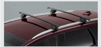 供纯正的GP7横杆(屋顶轨道装备车用)零件本田純正部品車載履历装设使用的shuttle选项配饰用品