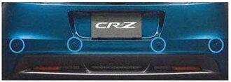 CR-z riacornersencerbacksonar 4 传感器 (超声波检测系统) 身体本田纯正配件 CR-z 部分 zf_1 部分真正本田本田真正本田零件可选传感器