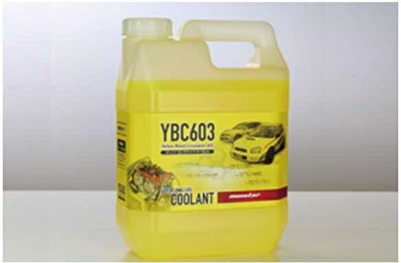 エンジン冷却液 YBC603 1L ZZEL00 ジムニー 汎用 モンスタースポーツ スズキスポーツ