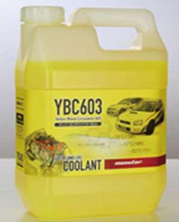 エンジン冷却液 YBC603 2L ZZEL01 ランエボ8 汎用 モンスタースポーツ スズキスポーツ