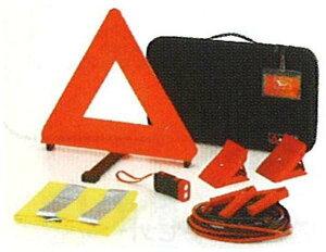 『ビーゴ』 純正 J200 J210 保安ツールセット パーツ ダイハツ純正部品 三角停止表示板 ブースターケーブル ライト三角停止表示板 ブースターケーブル ライト be-go オプション アクセサリー 用