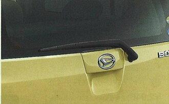 Boone rear intermittent wiper Kit Daihatsu genuine parts been part [m300 m 301 m 312, part genuine Daihatsu Daihatsu genuine daihatsu parts options