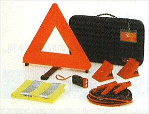 『ハイゼットトラック』 純正 S201 S211 保安ツールセット パーツ ダイハツ純正部品 三角停止表示板 ブースターケーブル ライト三角停止表示板 ブースターケーブル ライト hijettruck オプション