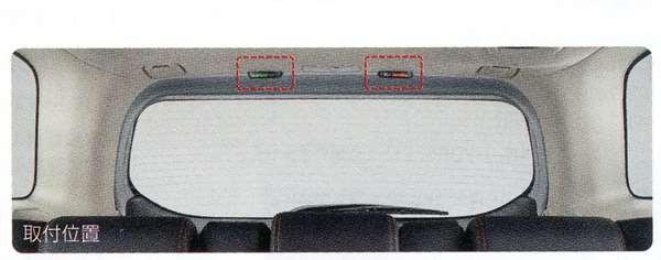 『フィットシャトル』 純正 GP2 リアコーナーセンサー(超音波感知システム・2センサー)本体 ※本体のみ 取付アタッチメント別売 パーツ ホンダ純正部品 危険通知 接触防止 障害物 FIT オプション アクセサリー 用品