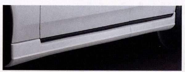 『セドリック』 純正 MY34 サイドシルプロテクター(左右セット)『廃止カラーは弊社で塗装』 ホワイトパール qx1 パーツ 日産純正部品 サイドスポイラー エアロパーツ カスタム CEDRIC オプション アクセサリー 用品