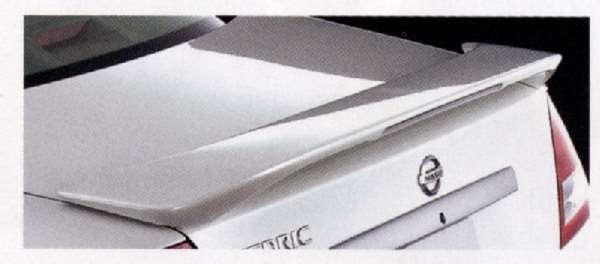 『セドリック』 純正 MY34 リヤスポイラー『廃止カラーは弊社で塗装』 ホワイトパール qx1 パーツ 日産純正部品 ルーフスポイラー リアスポイラー CEDRIC オプション アクセサリー 用品
