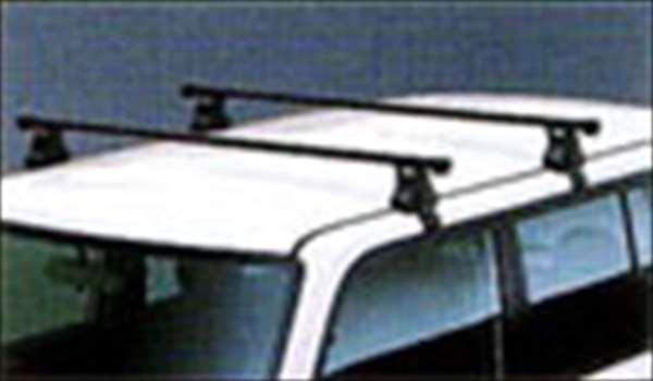 『bB』 純正 NCP35 スーリーシステムラック/スキー&スノーボードアタッチメント6 パーツ トヨタ純正部品 ベースキャリア ルーフキャリアキャリア別売り オプション アクセサリー 用品