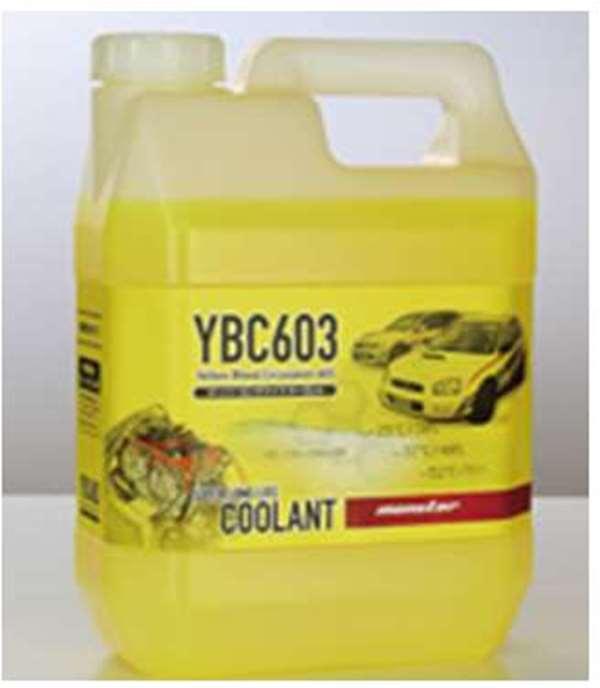 エンジン冷却液 YBC603 2L ZZEL01 セルボ 汎用 モンスタースポーツ スズキスポーツ