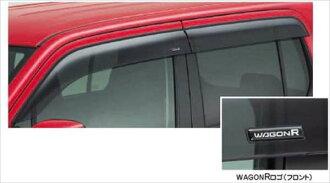纯正的MH34S宽大的面罩零件铃木纯正零部件旁边面罩雨避的雨避的wagonr选项配饰用品