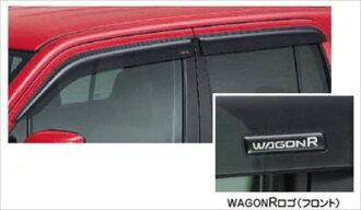 纯正的MH34S门面罩零件铃木纯正零部件旁边面罩雨避的雨避的wagonr选项配饰用品