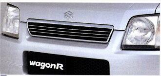 正牌的MC21 MC11前台烤炉零件铃木纯正零部件镀金装饰kasutamuearo wagonr选项配饰用品